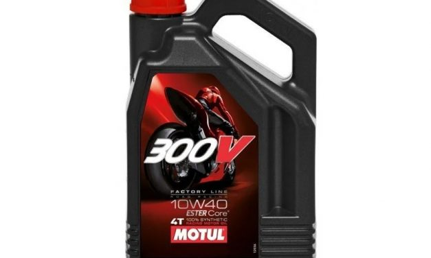 масло Motul 300V Factori Line 4T