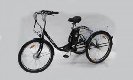 Трёхколёсный электровелосипед DELTA E-TRIKE 26″ Цена 47950р.
