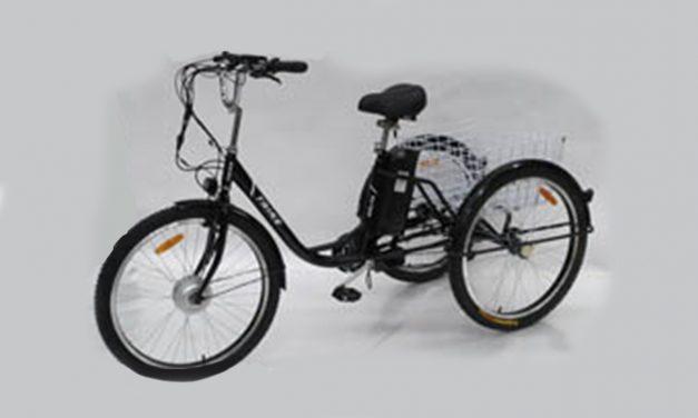 Трёхколёсный электровелосипед DELTA E-TRIKE 26″