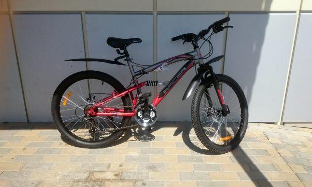 велосипед RACER 24-20 (18″) disk