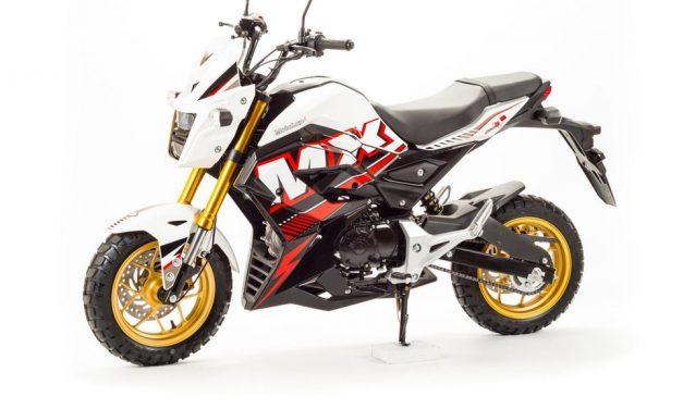 мотоцикл MX 125 Цена 84750р.