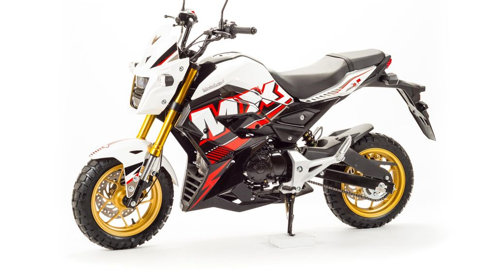 мотоцикл MX 125