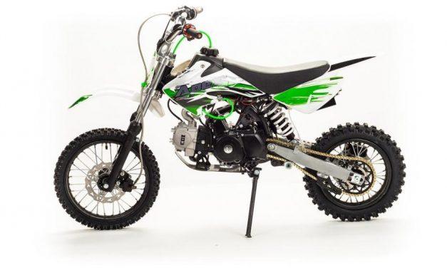 мотоцикл Кросс APEX10 Цена 52900р.