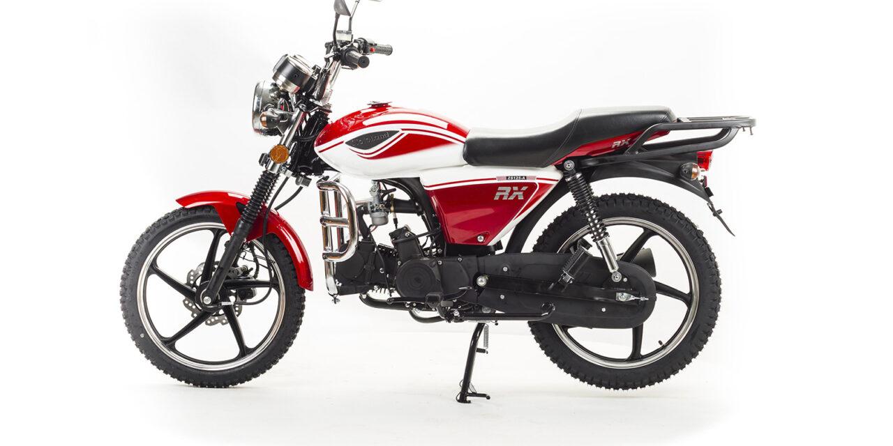 мотоцикл Альфа RX 125 Цена 67950р.