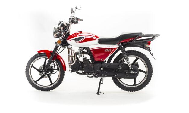 мотоцикл Альфа RX 125
