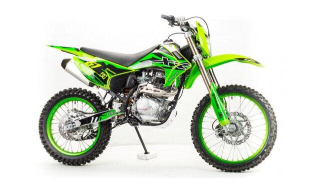 мотоцикл Кросс XR250 LITE Цена 104900р.