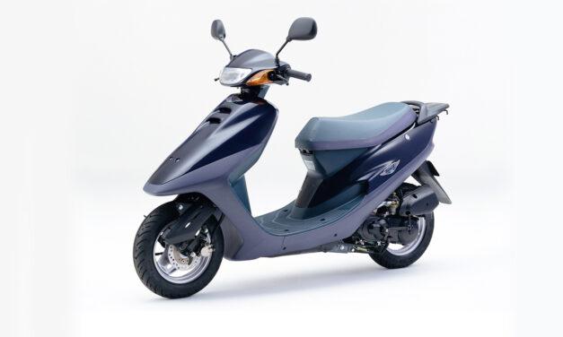 скутер HONDA TACT50  AF31 STAND UP Цена 38800р.