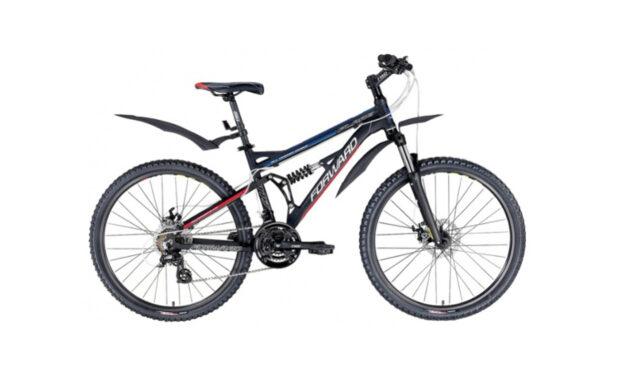 велосипед 26 FLARE 2.0/917 FORWARD disk 21 ск