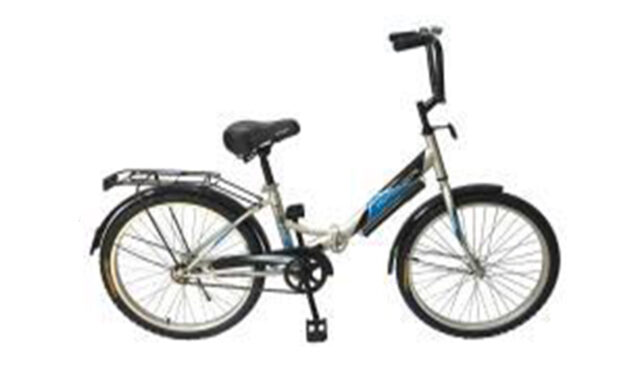 велосипед складной RACER 24-1-20