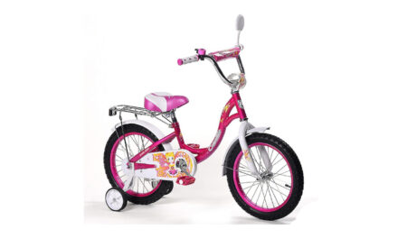 велосипед BA Camilla 18″ Цена 7750р.