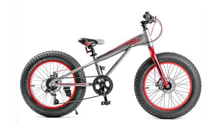 велосипед BA FAT 20″ 2221 D Цена 19450р.