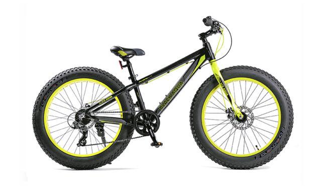 велосипед BA FAT 24″ 21ск. 2421 D