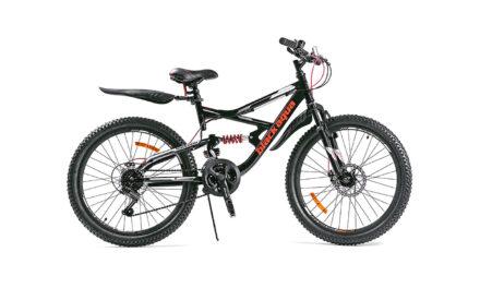 велосипед BA Mount 1461 D 24″ Цена 16500 р.