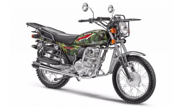 Мотоцикл ДЕСНА 200 Кантри YX200GY-CB