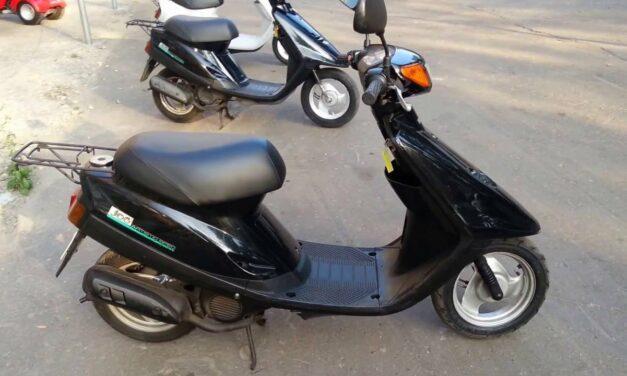 скутер YAMAHA JOG 50 3KJ