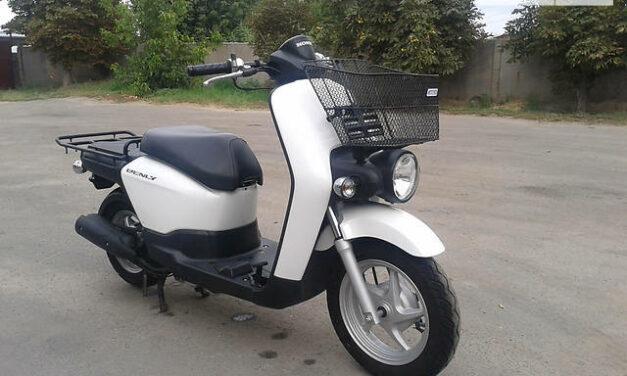 скутер HONDA BENLY JA09