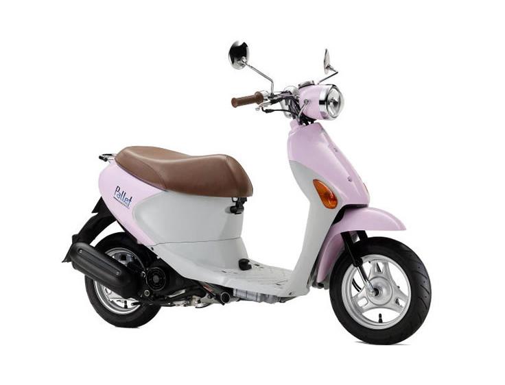 скутер SUZUKI PALLET CA45A