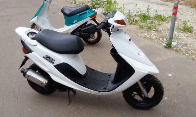 скутер YAMAHA JOG 50 3YK  SUPER JOG Z Цена 47500р.