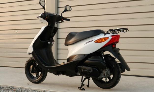 скутер YAMAHA JOG DX 50 SA39J Цена 59100р.