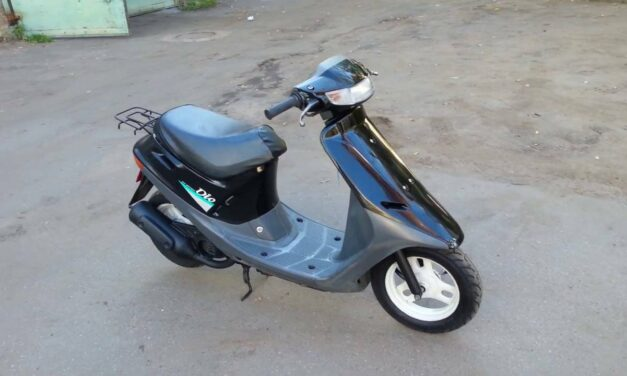 скутер HONDA DIO50  AF18 Цена 33000р.