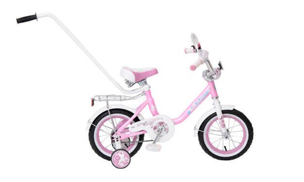 велосипед BA Princess 12″ (с ручкой)