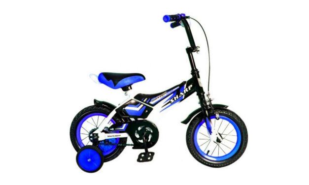 велосипед BA Sharp 12″