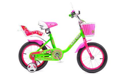 велосипед BA Sweet 12″ 1ск. Цена 6400р.