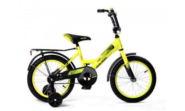 велосипед Мультяшка 1205 12″