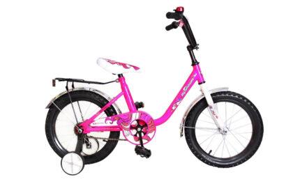 велосипед Мультяшка 1403 14″ Цена 5400р.