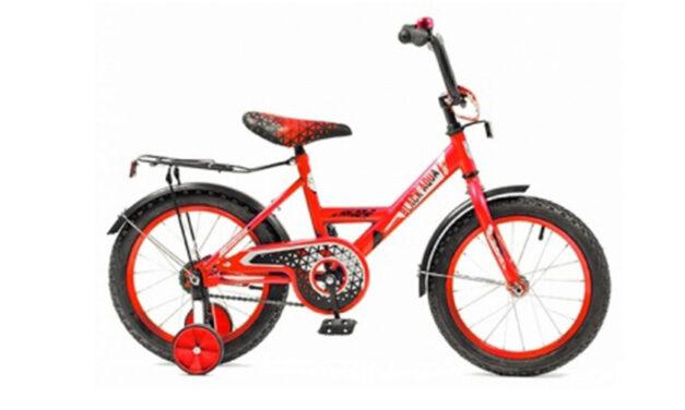 велосипед Мультяшка 1602 16″