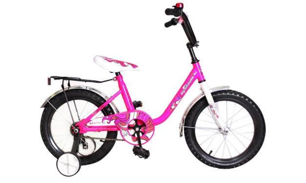 велосипед Мультяшка 1603 16″