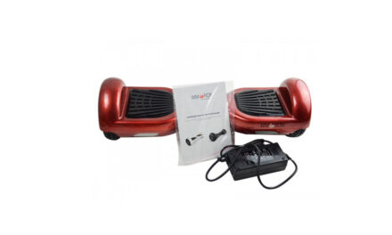 Гироскутер Wmotion WM6 (красный карбон) Цена 9500р.