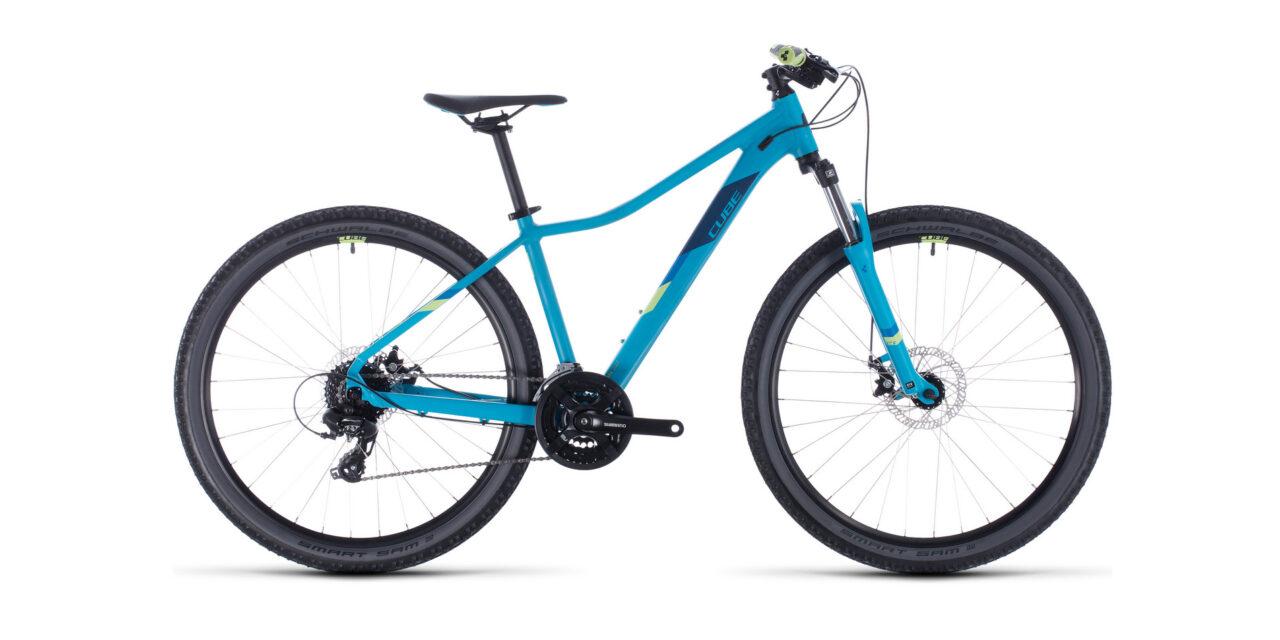 велосипед CUBE 2020 ACCESS WS 27.5  16″ Цена 44400 р.