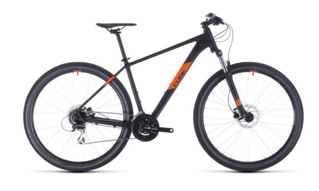 велосипед CUBE 2020 AIM PRO 27,5 14″ Цена 41900р.