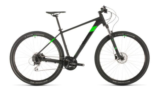 велосипед CUBE 2020 AIM RACE 27.5  16″,18″ Цена 46600р.