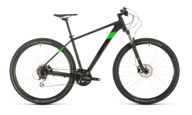 велосипед CUBE 2020 AIM RACE 29  23″,21″