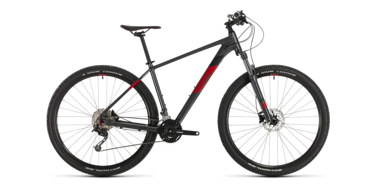 велосипед CUBE 2020 AIM SL 27.5  14″