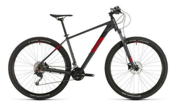 велосипед CUBE 2020 AIM SL 27.5  14″ Цена 55700р.