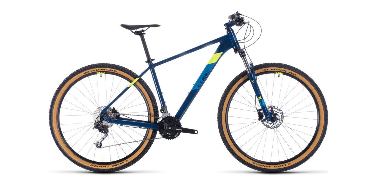 велосипед CUBE 2020 AIM SL 29  19″,23″