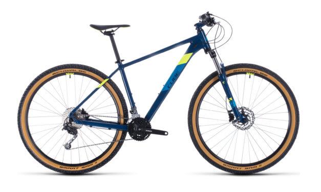 велосипед CUBE 2020 AIM SL 29  19″,23″ Цена 55700р.
