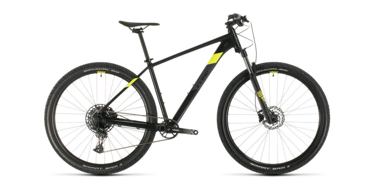 велосипед CUBE 2020 ANALOG 27.5  18″