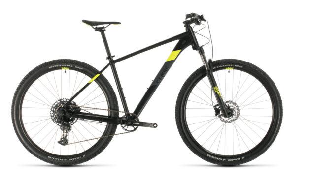 велосипед CUBE 2020 ANALOG 27.5  18″ Цена 67000р.