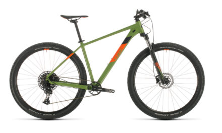 велосипед CUBE 2020 ANALOG 29  21″, 23″ Цена 74900р.