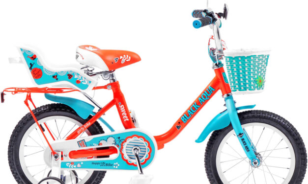 велосипед BA Sweet 14″ 1ск.