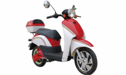 электро скутер Б-097, 800W 20Ah