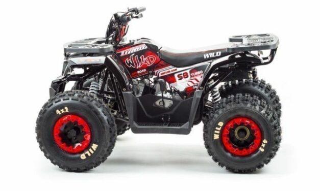 квадроцикл ATV 150 WILD Цена 96750р.