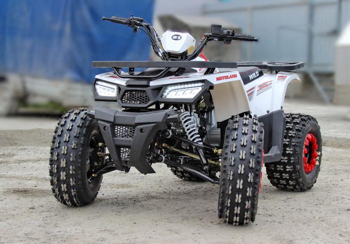 квадроцикл ATV 125 WILD Цена 87000р.