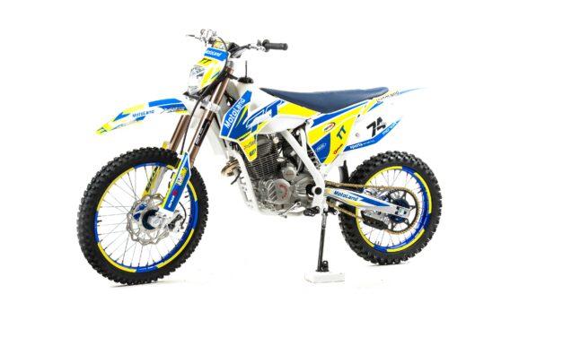 мотоцикл Кросс TT250 (172FMM) Цена 138450р.