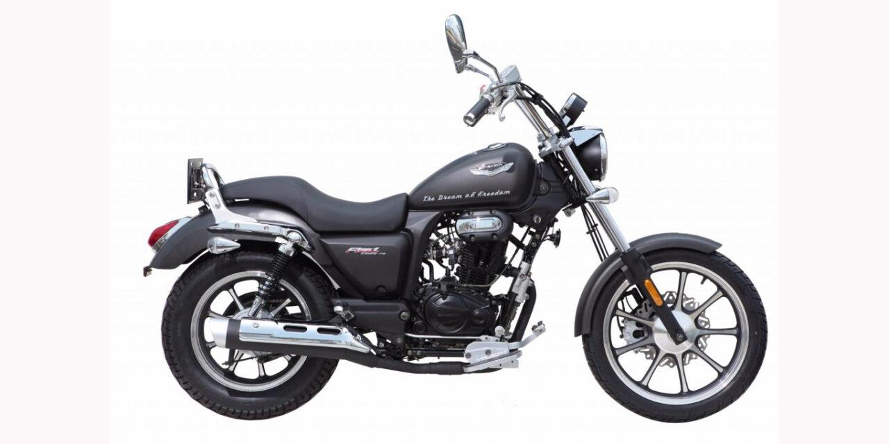 мотоцикл ZONGHSEN ROADSTER RA1 Цена 145600р.