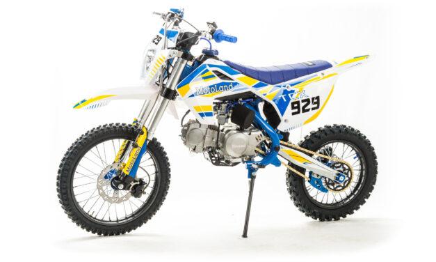 мотоцикл Кросс 140 TCX140 Цена 82700р.